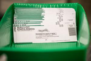 Ballots are in mail today for the 12,097 eligible voters in the November 2, 2021 Special Election.