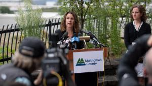 Chair Deborah Kafoury released preliminary review of deaths from June 2021 heat wave