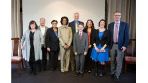 Multnomah County, City of Portland, and Community leaders announce green goals.