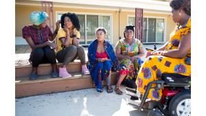 The Congolese Women's Group, launched this summer through Mid County Clinic, met for three months to talk about adjusting to life in the United States.