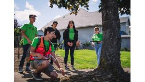 Gresham Tree Team is helping to make a healthier urban environment for residents of West Gresham