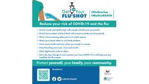 REACH-Get Your Flu Shot-Flu and COVID