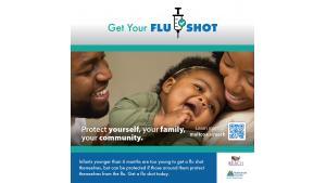 REACH-Get Your Flu Shot-Infants
