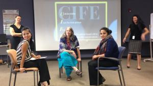 Meaningful Language & Cultural Access: Great daylong workshop with Toc Soneoulay-Gillespie and AmandaWheeler-Kay.