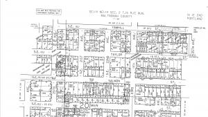 Tax Lot Map Sample