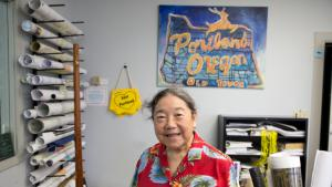 Arlene Kimura, Gladys McCoy Lifetime Achievement Award winner