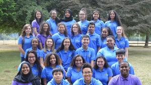 2017-18 Multnomah Youth Commission Group Picture