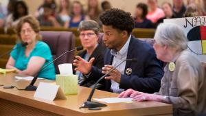 May 3, 2017 budget hearing