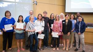 2017 Volunteer Awards