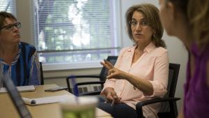 Dr. Rwayda Hassan is helping Multnomah County epidemiologists overhaul a clunky data analysis process