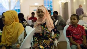The African Youth and Community Organization Friday celebrated its second annual cultural night