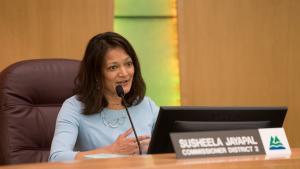Photo of Commissioner Jayapal
