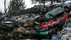 Results of a five-alarm fire at a salvage yard in northeast Portland in March 2018