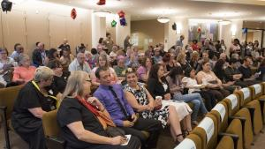 Celebrating the work and dedication of volunteers in the community in 2018