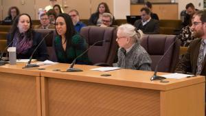 Christina Brown coordinates the Multnomah County Public Health Advisory Board