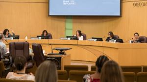 Board of County Commissioners adopt 2020 Budget