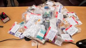 A pile of evidence suggests stores in Multnomah County continue to sell cigarettes and e-cigarettes illegally.