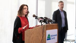 Chair Kafoury announces moratorium on residential eviction; steps to protect unhoused residents from COVID-19