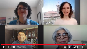 health, employment and community experts talk COVID-19 in Spanish