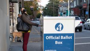 HOY es el día de las elecciones. ¡Se deben recibir las boletas antes de las 8:00 p. m. de hoy, 3 de noviembre de 2020!