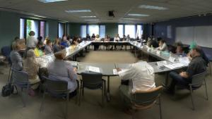 A Home for Everyone Coordinating Board meeting
