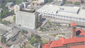 Aerial Image of HDHQ Project 11_2016