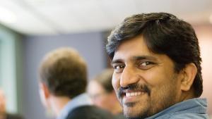 Arun C., Senior Development Analyst; Photo by Kristin Beadle (www.beadledesign.com)