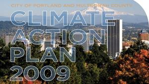 Climate Action Plan 2009
