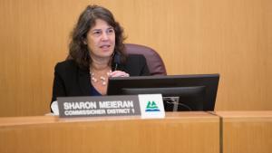 Commissioner Sharon Meieran