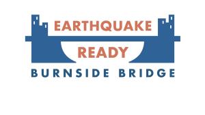 Earthquake Ready Burnside Bridge project logo