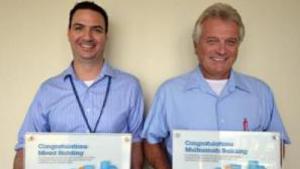 Facilities team earns awards for energy savings