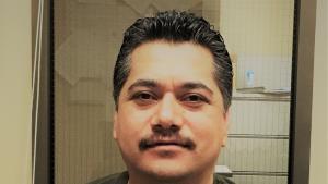 Jaime Estrada, Probation and Parole Intern