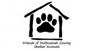 Logo of Friends of Multnomah County Shelter Animals
