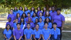 Multnomah Youth Commission Group Picture 2018-2019