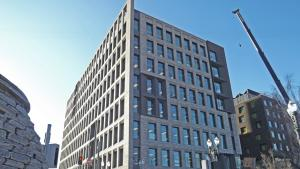 Health Department headquarters building