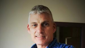 Richard Jenkins, Volunteer Yoga Instructor