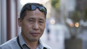 Jimmy Thao is one of two community health workers at the Multnomah County Health Department's Tuberculosis Clinic