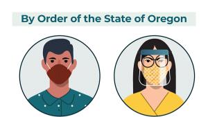 Multco Public Health Advisory: Keep Wearing Your Masks