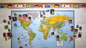 Staff at Mid County Health Center come to around the world, and work with clients from across the globe