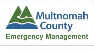 Multnomah County Office of Emergency Management logo