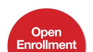 2022 Red Ball Open Enrollment logo