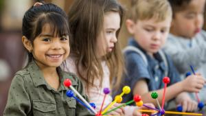 Preschool for All report cover