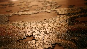 Puzzling by Jolene Faber (CC BY 2.0)