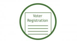 Register to vote or update your registration