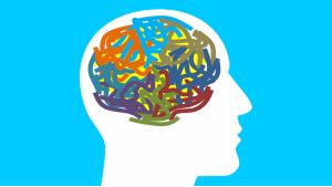 artistic rendering of a brain