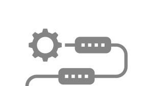icon representing scope and methodology