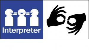 Translation Services Sign