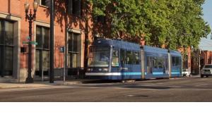 Trimet Streetcar Shot