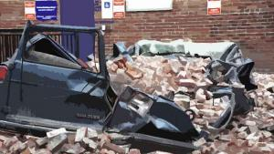 when it hits quake