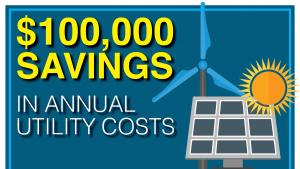 """Multnomah County saves $100,000 in annual utility costs and wins """"Most Natural Gas Savings"""" award"""